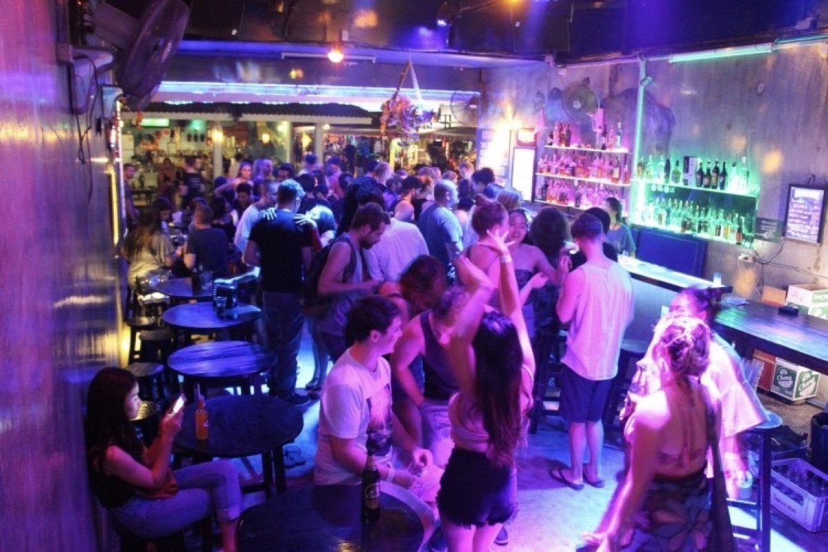 Havana Bar Chiang mai Thailand : เชียงใหม่