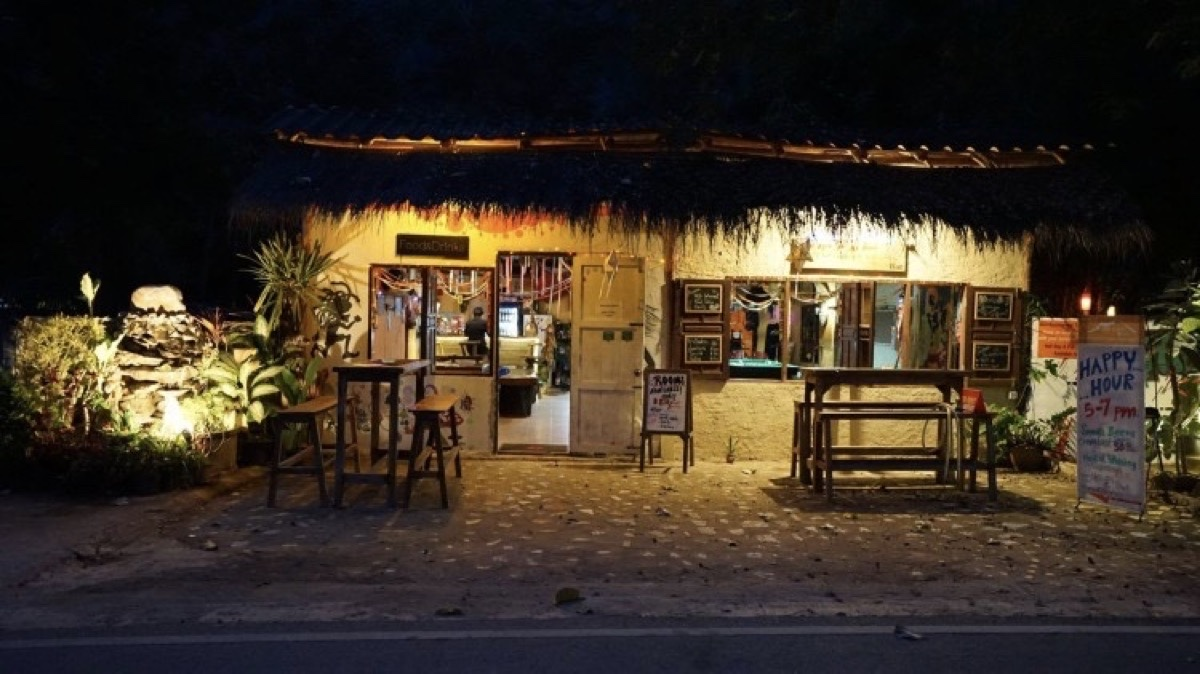 The Cave Bar : Chiangmai