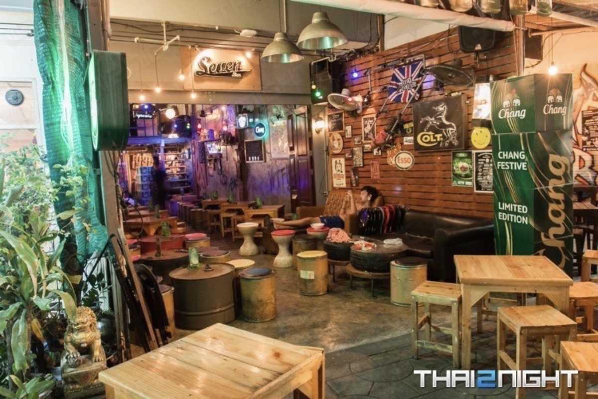 Se7en Bar : Bangsaen : พัทยา - ชลบุรี - ระยอง