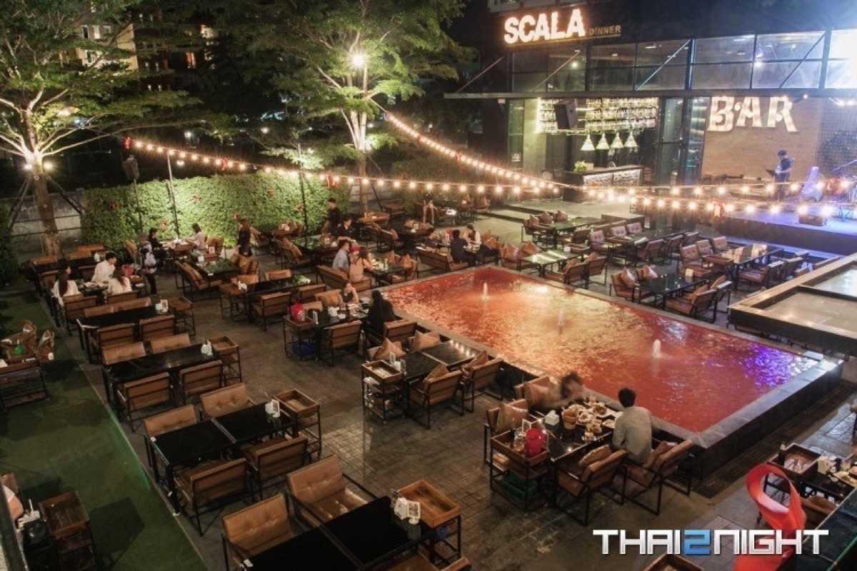 Scala Dinner : พัทยา - ชลบุรี - ระยอง