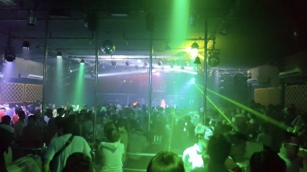 Sugar Beat club chiangrai : เชียงราย