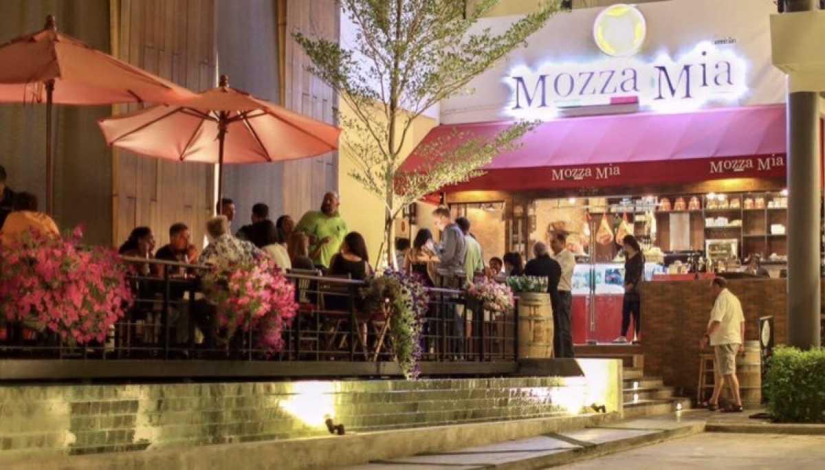 Mozza Mia Hua Hin : ประจวบคีรีขันธ์