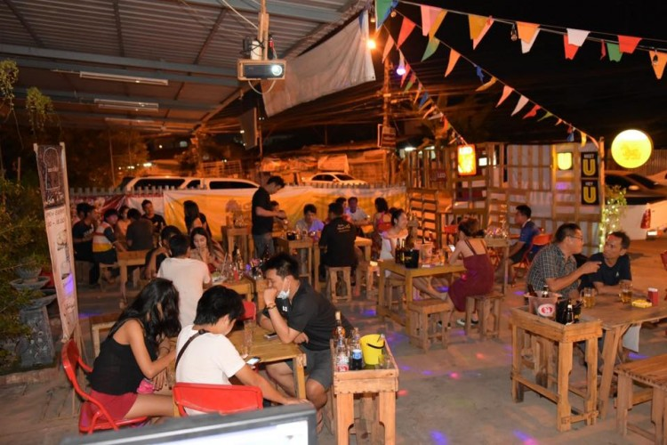 SS Station Music and Bar : Nakhon Pathom