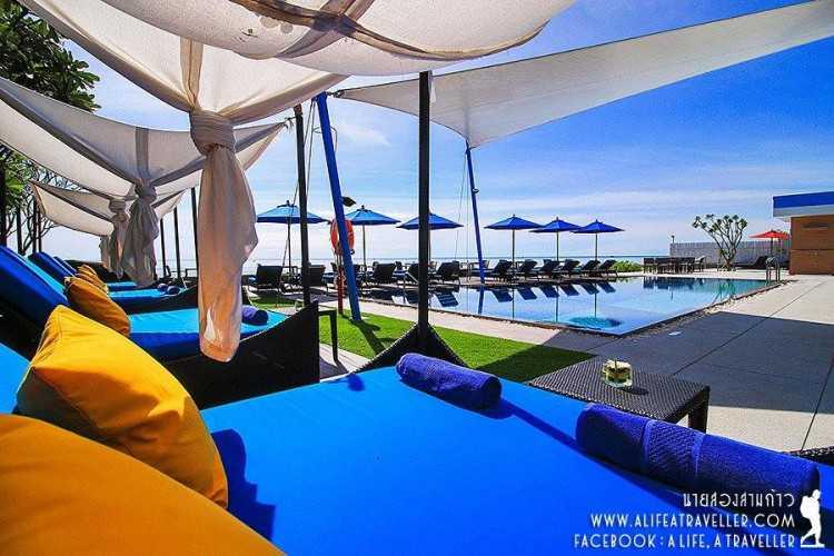 Shoreline Beach Club : Prachuap Khiri Khan