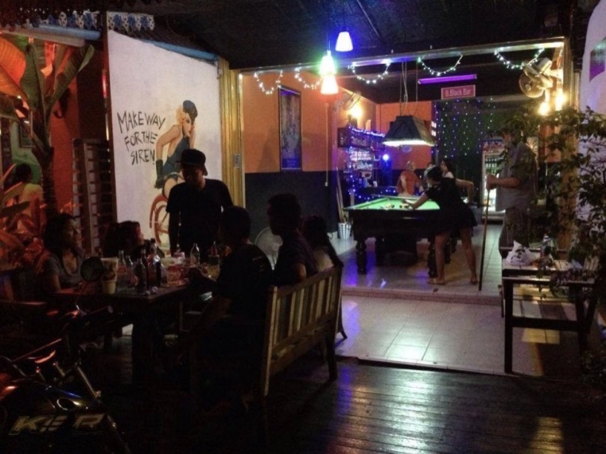 B.Black Bar : Phetchaburi