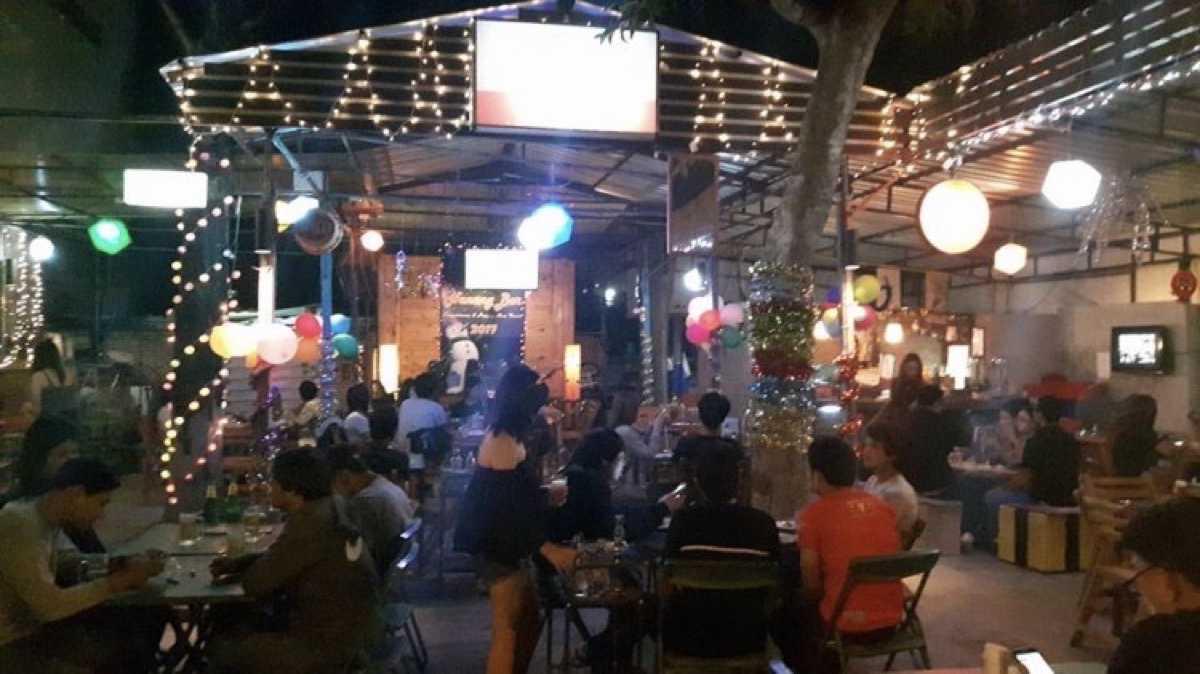 Nanang Bar : Samut Songkhram