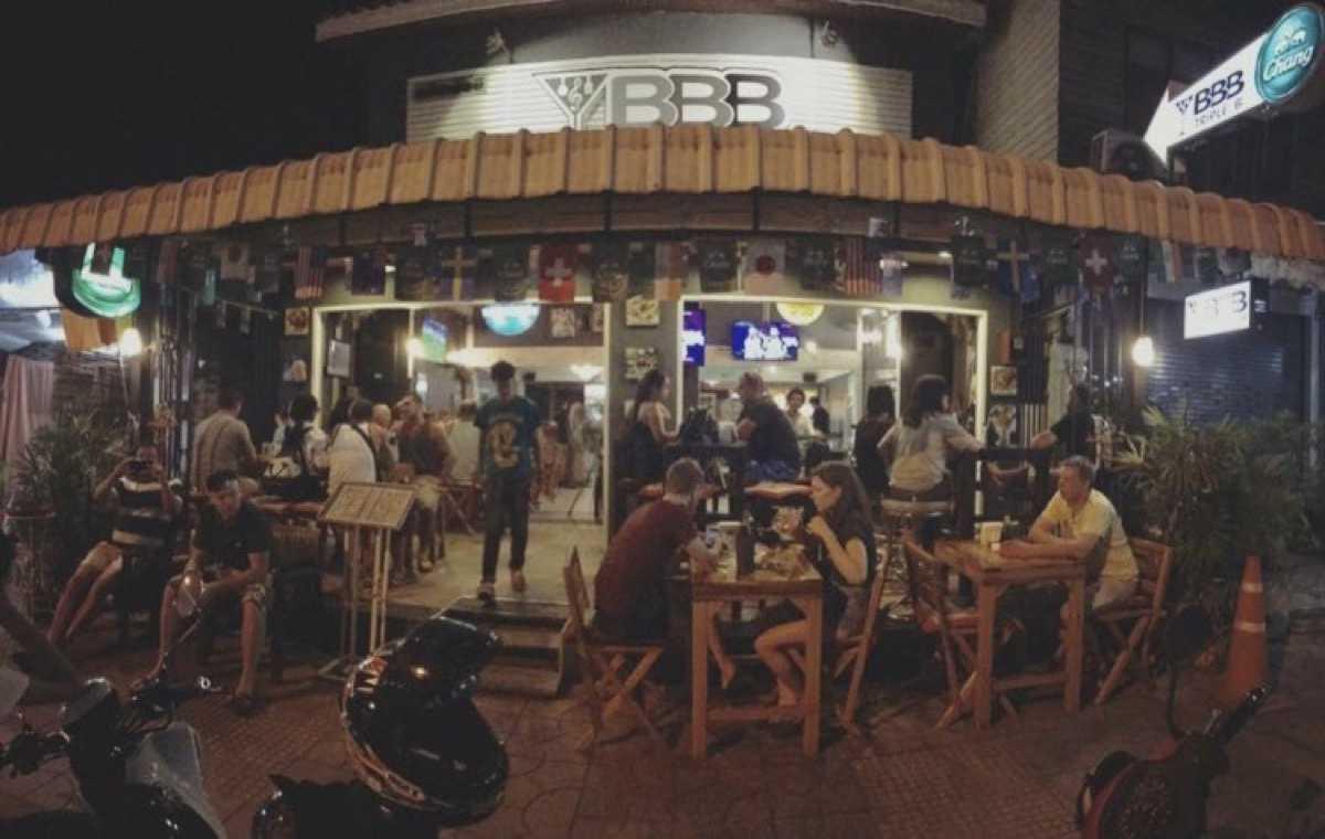 Triple B Bar : Kanchanaburi