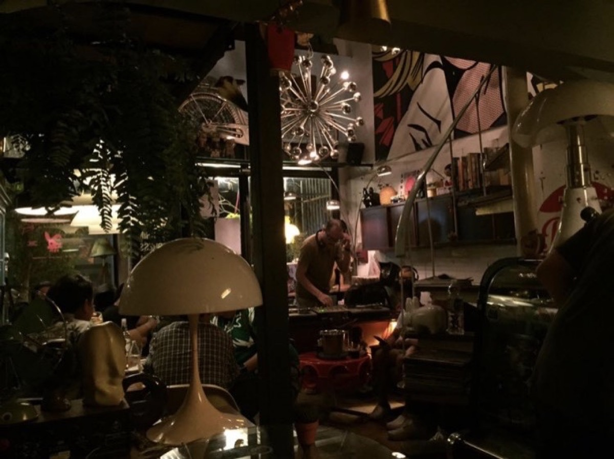 Little rabbit bar (Little rabbit bar) : Bangkok (กรุงเทพ)