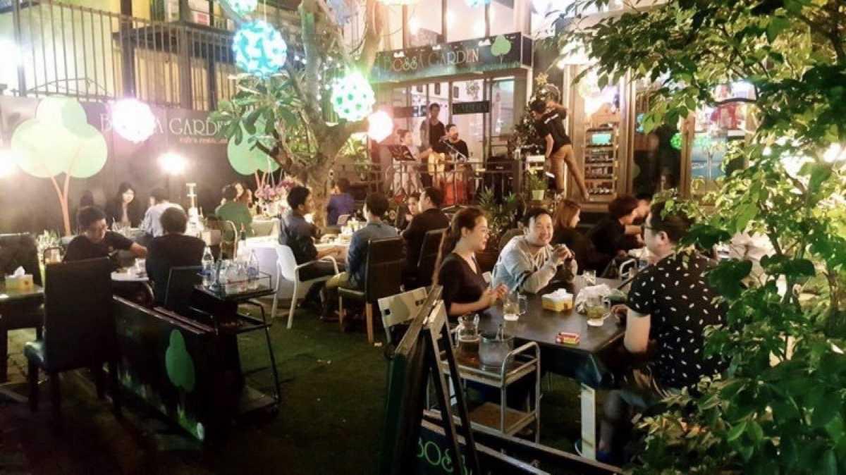 Bossa Garden : กรุงเทพ