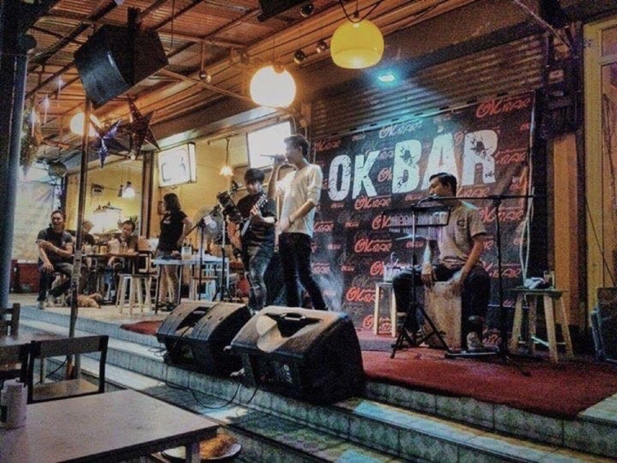 OK BAR : Bangkok