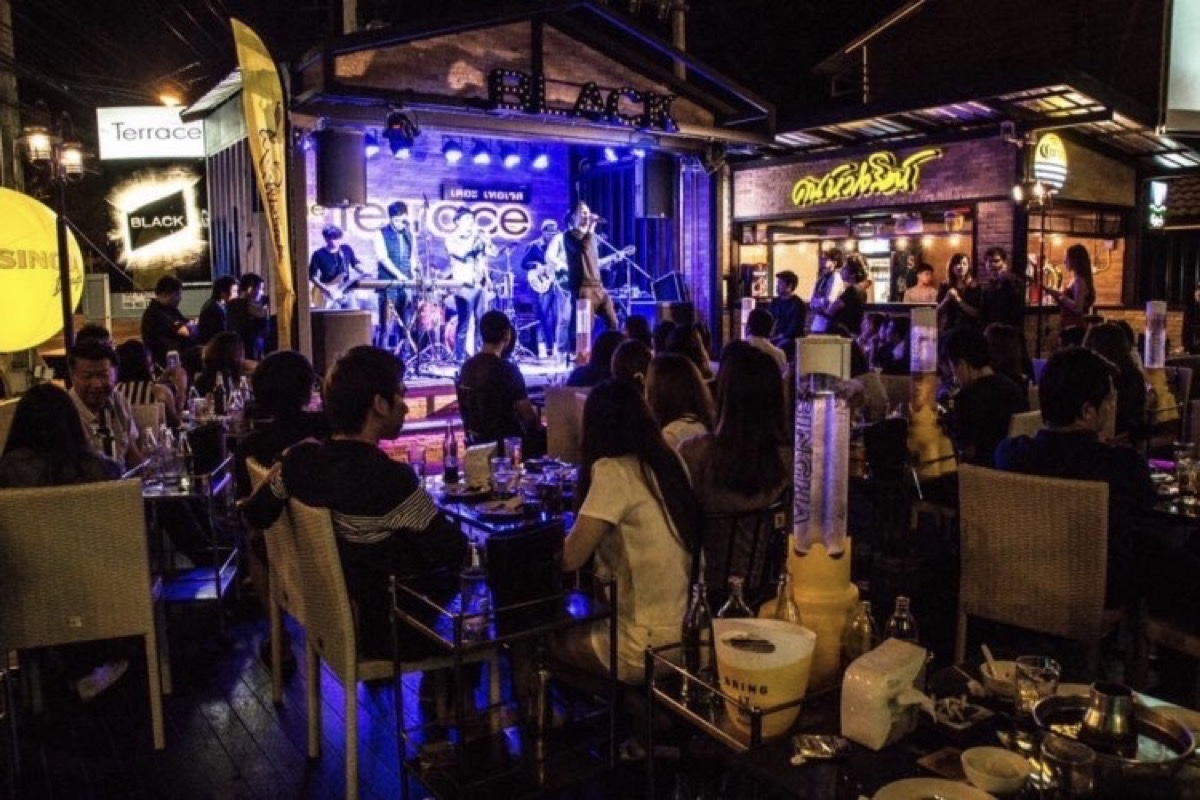 The Terrace Cafe & Bistro : Chachoengsao