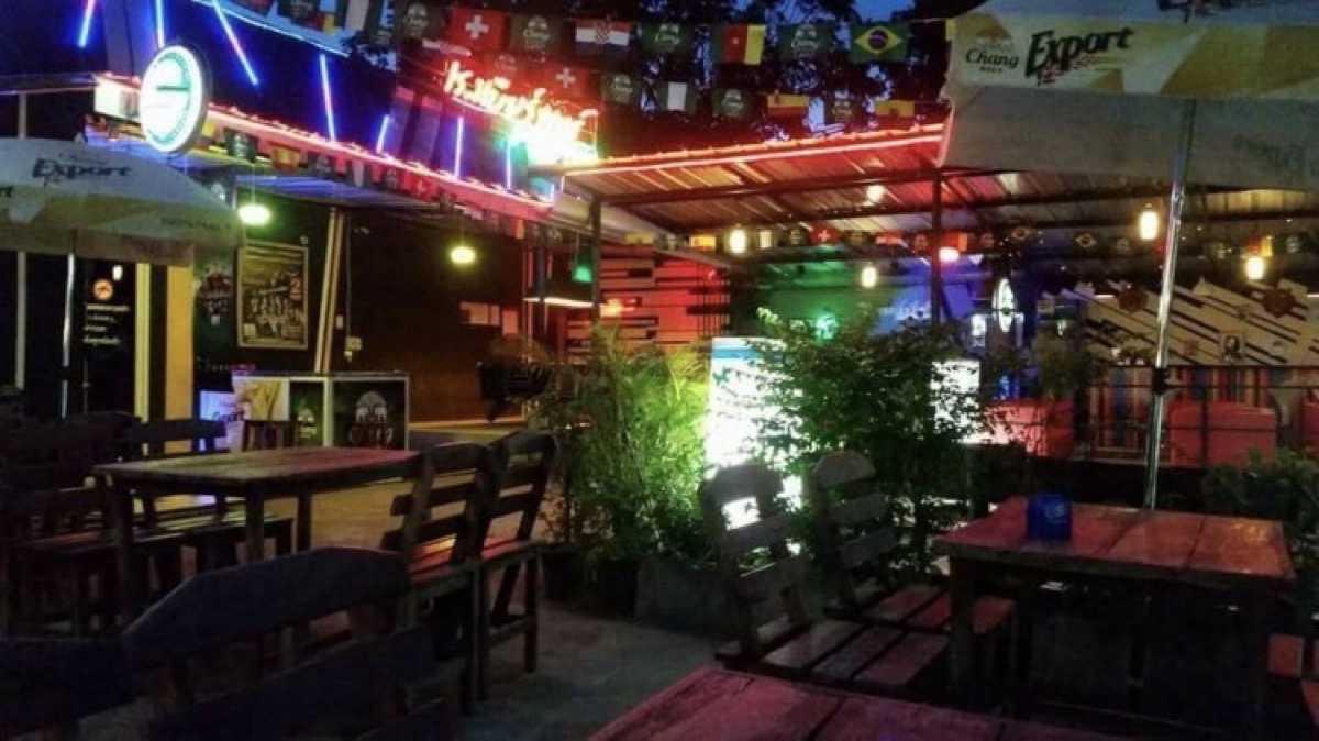 โรงเบียร์ขุขันธ์ pub&restaurant : ศรีสะเกษ