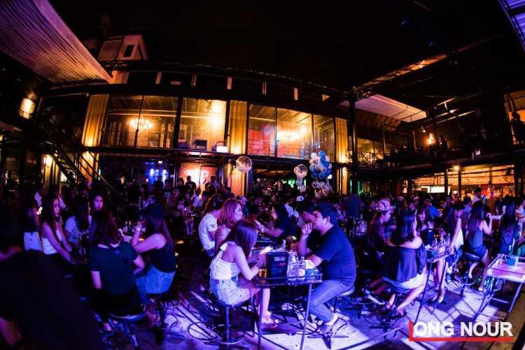 Long nour Bar & Bistro : Saraburi