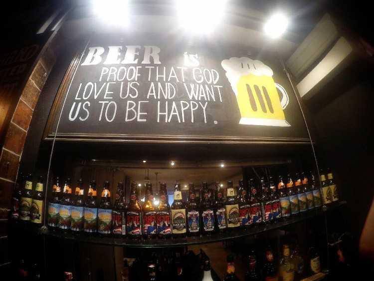 Rock Me Burger&bar : Chiangmai