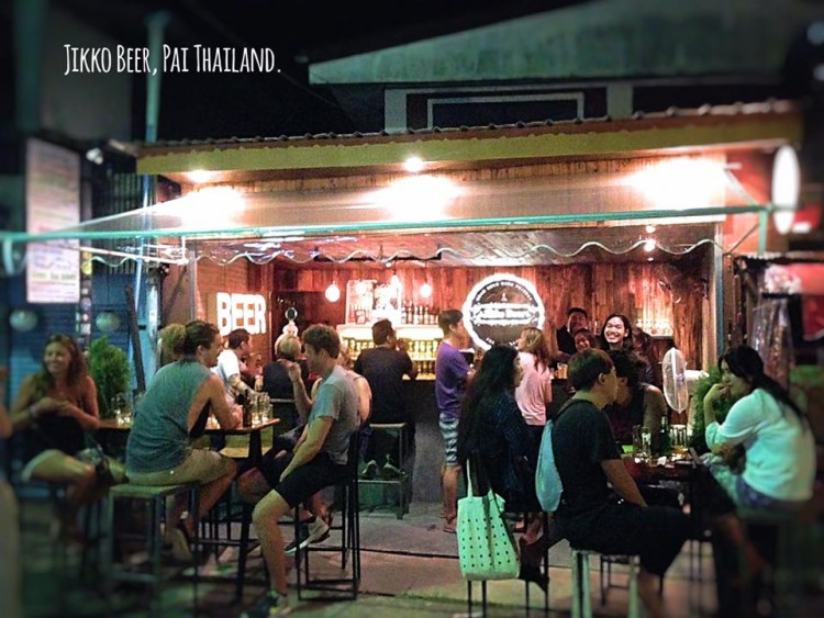 Jikko Beer : Mae Hong Son