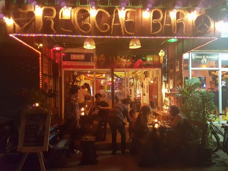 Reggae Home & Bar : Chiangrai