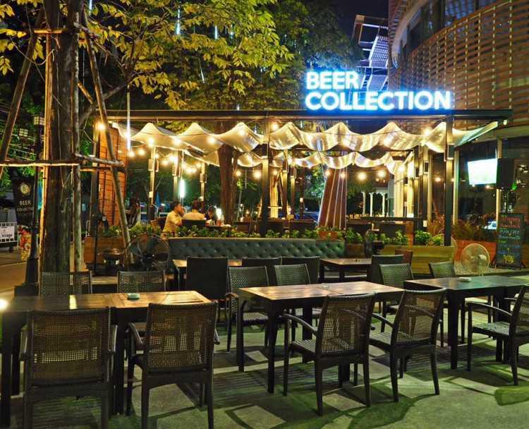 Beer Collection : กรุงเทพ