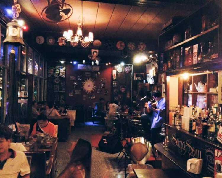 สุกัญญา คาเฟ่ (Sukanya Cafe) : กรุงเทพ (Bangkok)