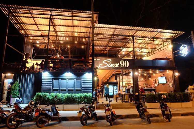 Since90 (ซายน์ 90) : Pattaya - Chon Buri - Rayong (พัทยา - ชลบุรี - ระยอง)