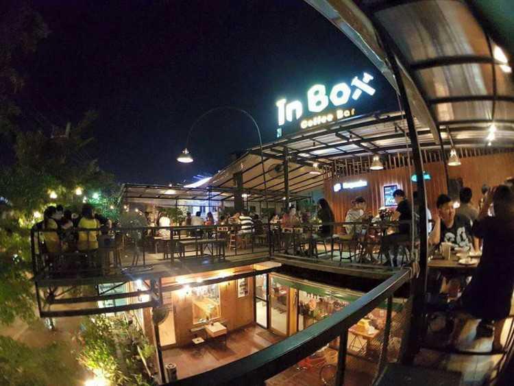 Inbox Coffee Bar (อินบ็อกซ์ กาแฟบาร์) : Chiangmai (เชียงใหม่)