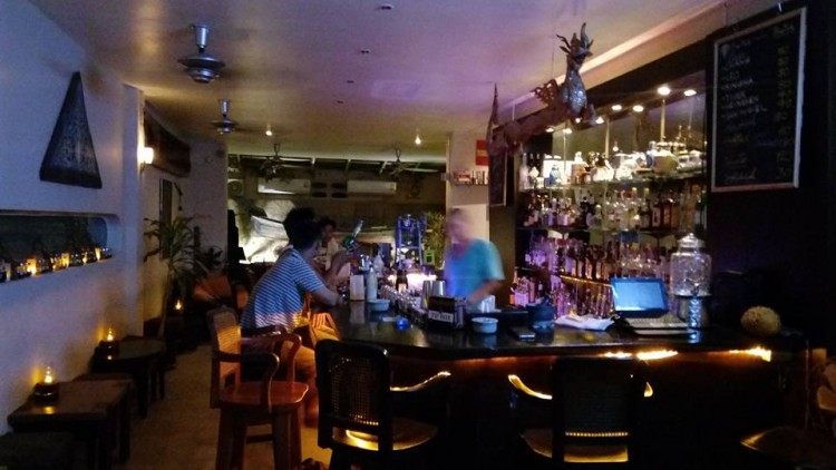 Blue Note Bar : Surat Thani