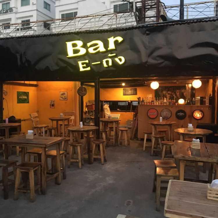 Bar E-Thung : Bangkok