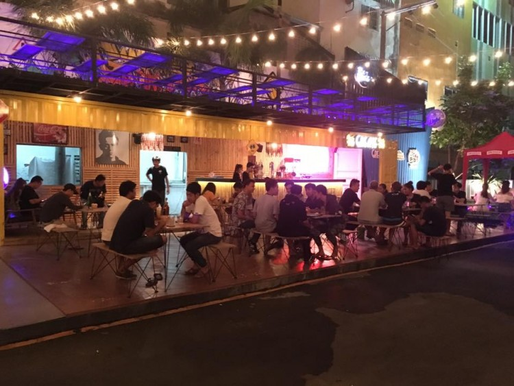 Grease bar : Bangkok