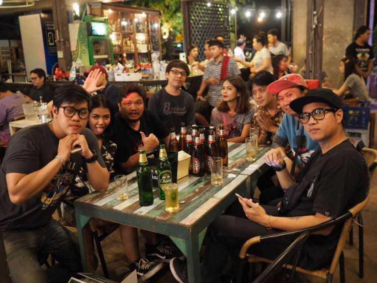 ติ๊งส์ บาร์ แอนด์ เรสเตอรองท์ (Think'S Bar&Restaurant) : อุดรธานี (Udon Thani)