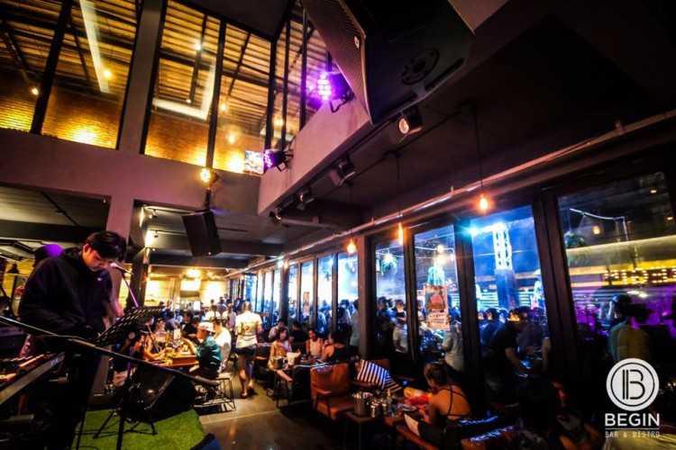Begin Bar&Bistro : Samut Prakan