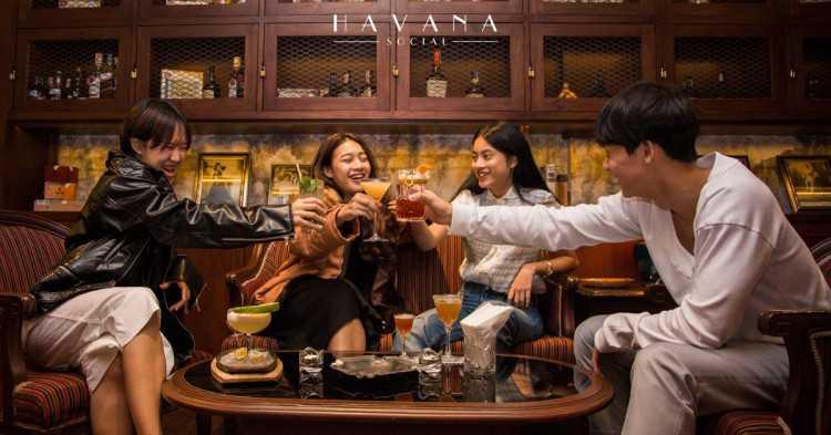 Havana Social : Bangkok