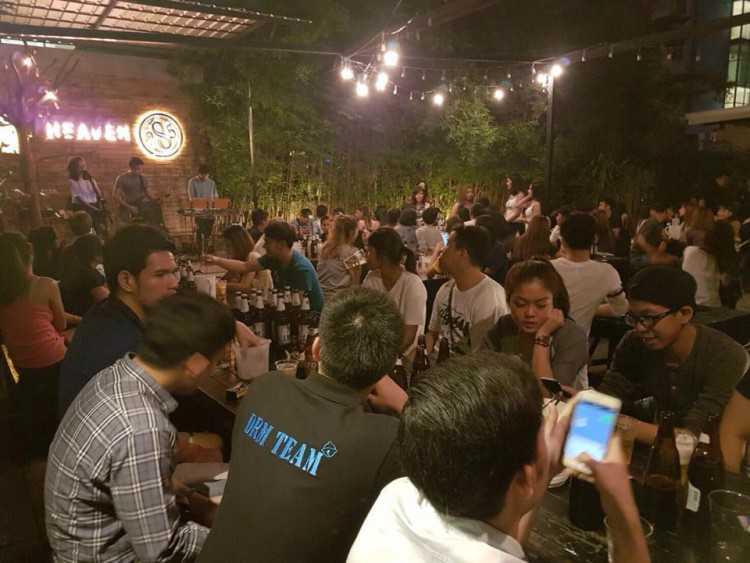 Heaven Beers & Grill : Bangkok