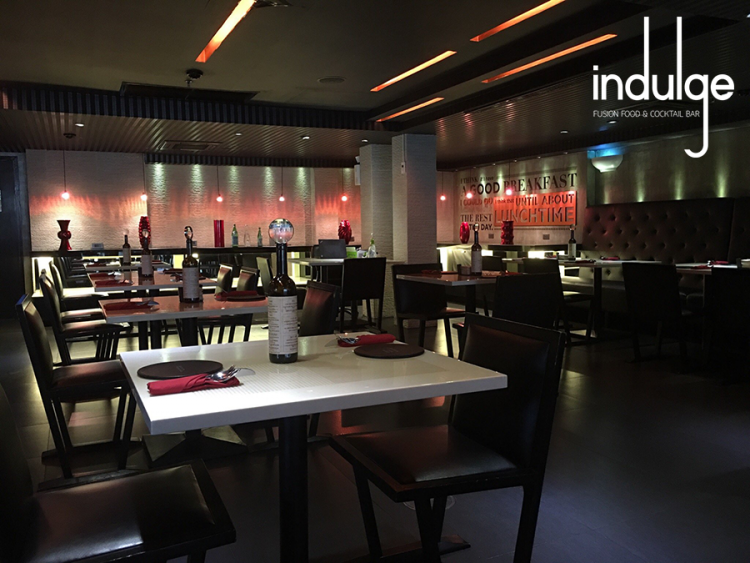 Indulge Restaurant & Bar : Bangkok