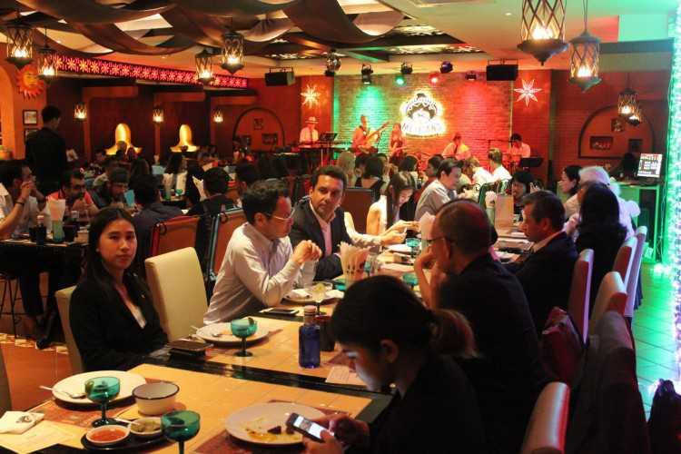 Mexicano Restaurante : กรุงเทพ