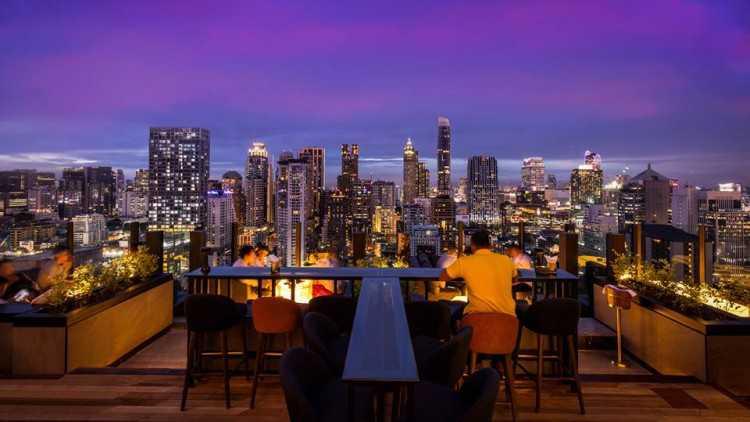 CHAR Bangkok : Bangkok
