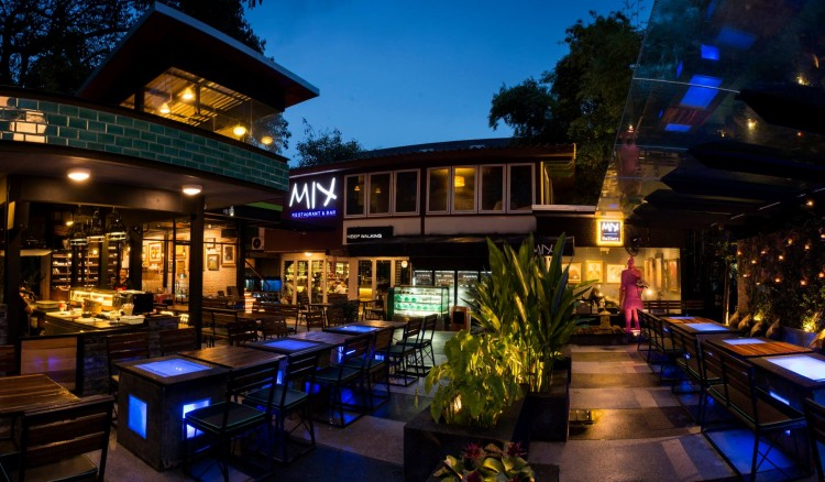Mix Restaurant & Bar at Chiang Mai : เชียงใหม่