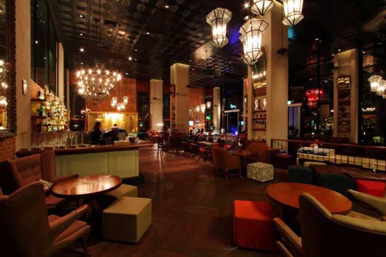 Havana Bar & Terrazzo Restaurant : Pattaya - Chon Buri - Rayong