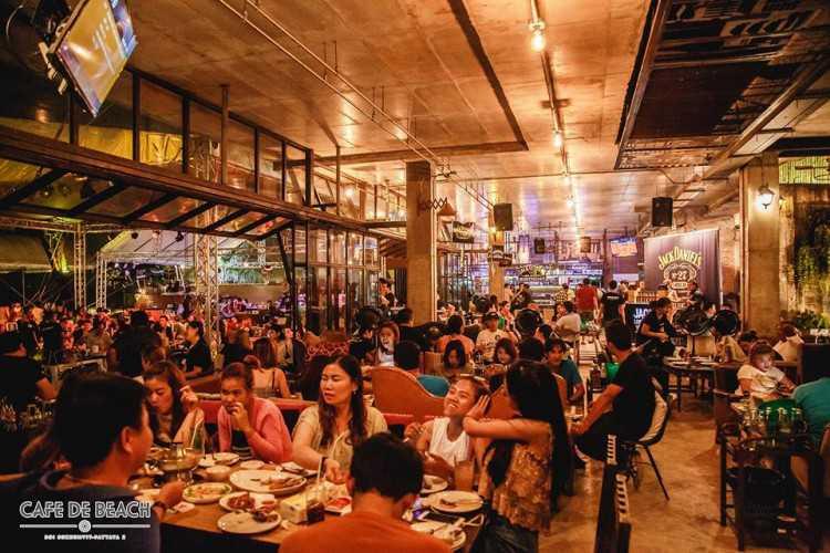 Cafe de Beach : Pattaya - Chon Buri - Rayong