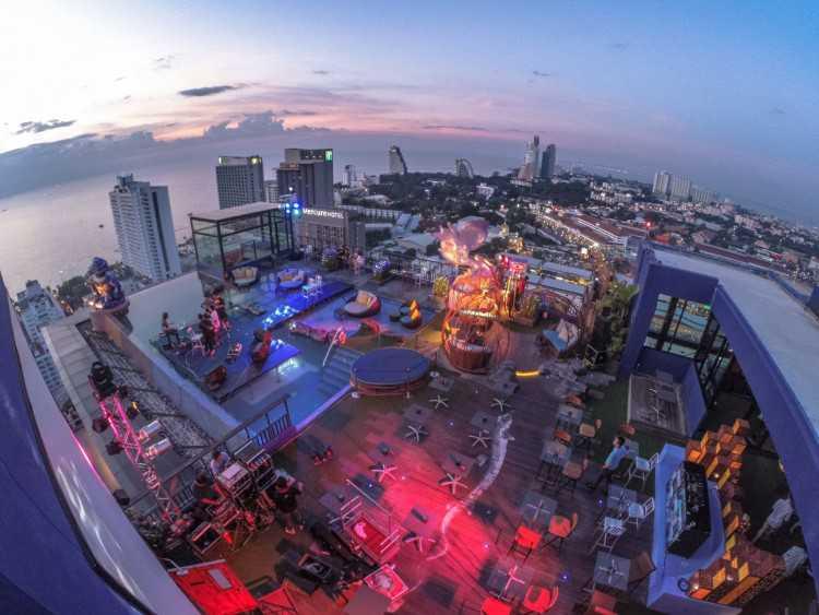 สยาม แอ็ท สยาม ดีไซน์ โฮเต็ล พัทยา (Siam At Siam Design Hotel Pattaya) : พัทยา - ชลบุรี - ระยอง (Pattaya - Chon Buri - Rayong)