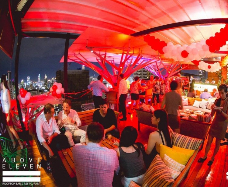 Above Eleven : Bangkok