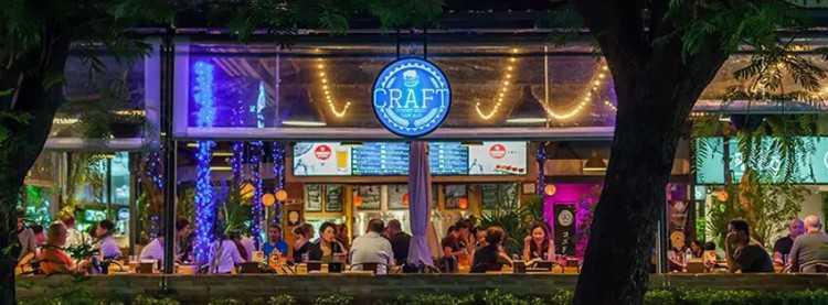 CRAFT Silom : Bangkok