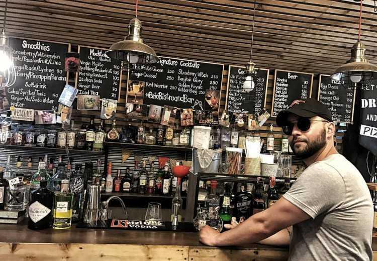 Brio Bistro & Bar : กรุงเทพ