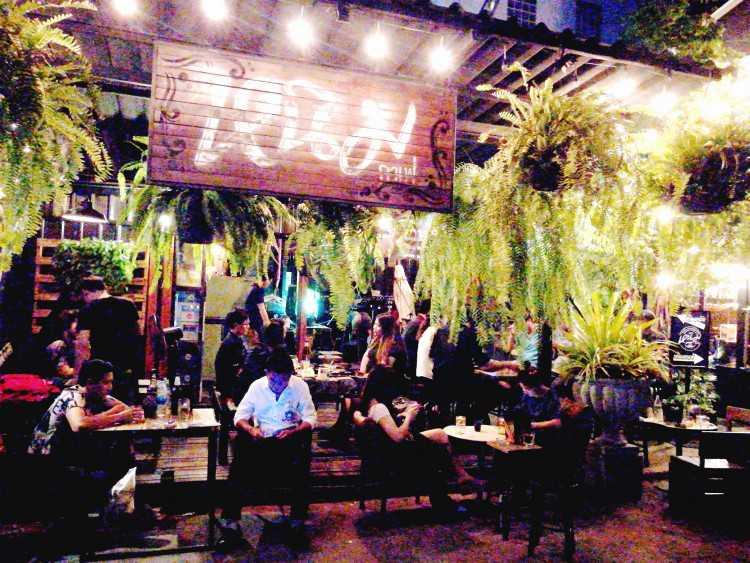 Nim cafe : Bangkok