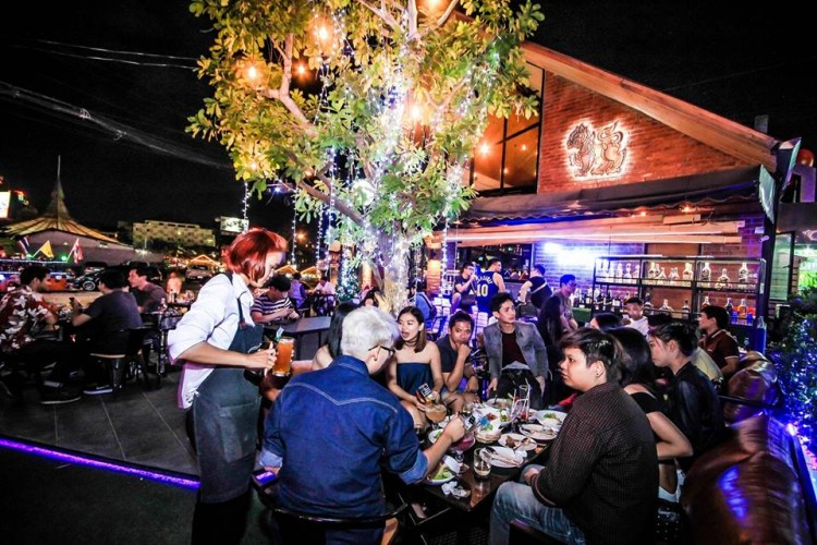 The Cottage Cafe&Bar Pattaya : Pattaya - Chon Buri - Rayong