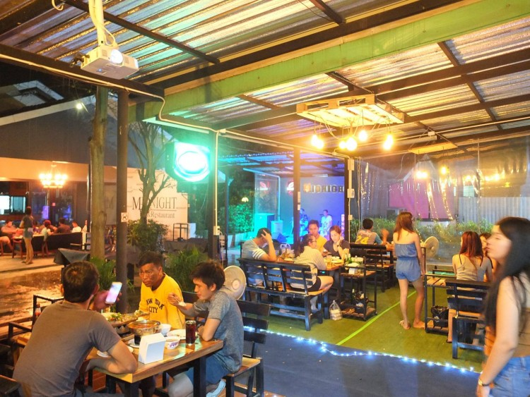 Midnight Bar&Restaurant : Kanchanaburi