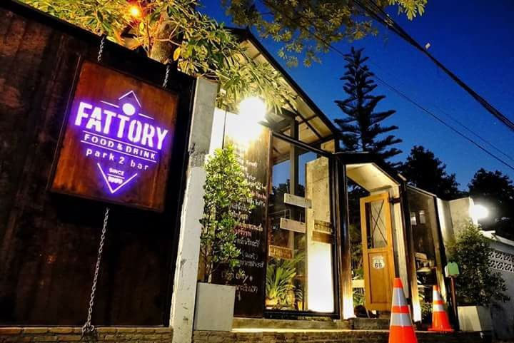 Fattory by Park2Bar : Bangkok