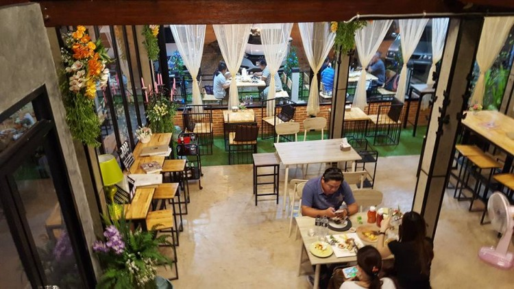 The Friendship - café and restaurant : Nong Khai