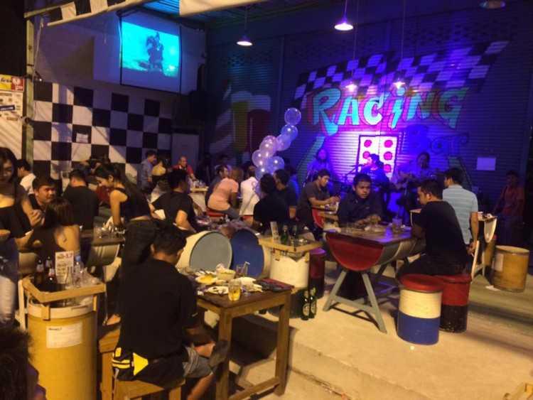 เรซซิ่ง บาร์ ระยอง (Racing Bar Rayong) : พัทยา - ชลบุรี - ระยอง (Pattaya - Chon Buri - Rayong)