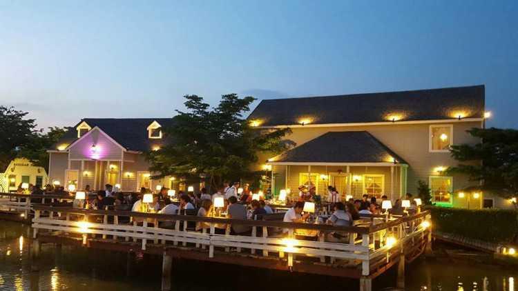 T-house restaurant (ที เฮาส์ เรสเตอรองท์) : Bangkok (กรุงเทพ)