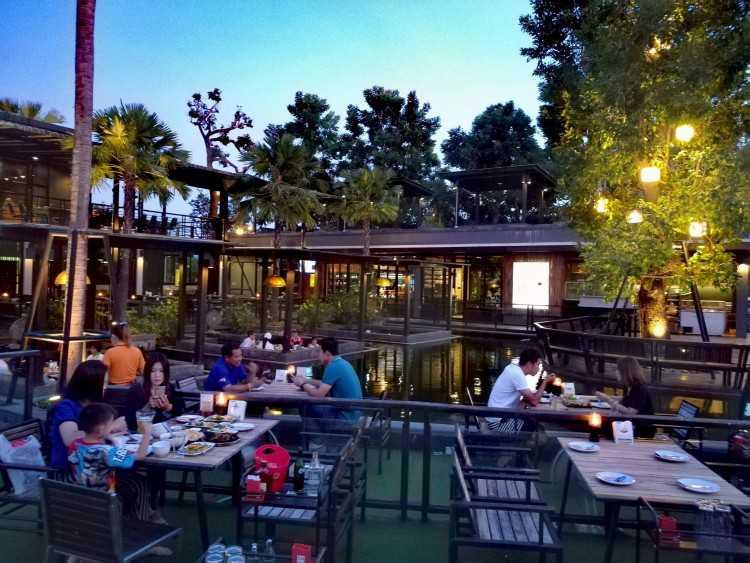 Rommaiyai Restaurant : Phrae