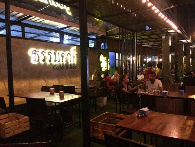 Tham Ma Da Dee  Cafe' & Bar : Chachoengsao